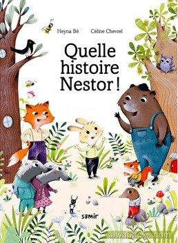 What a story, Nestor!