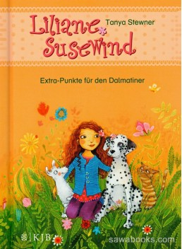 Liliane Susewind : extra points for the Dalmatian