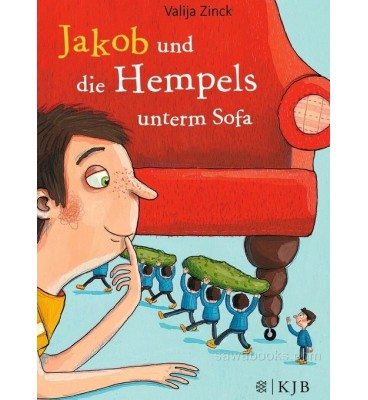 Jacob And The Little Guys Under The Sofa Jakob Und Die Hempels Unterm Sofa