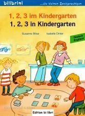 1, 2, 3 in kindergarten