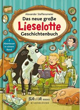 Lieselotte: big book of stories